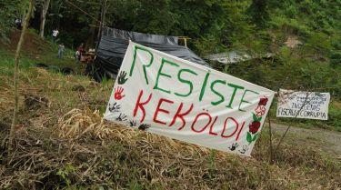 DENUNCIA: La represión y las agresiones continúan  en la comunidad indígena de Kekoldi