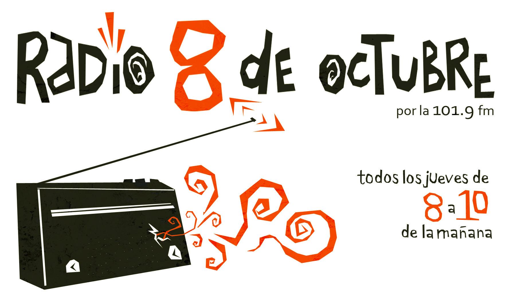 Radio 8 de Octubre arranca el 2013