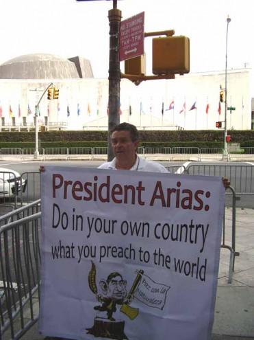 ¿ Alguien  en Costa Rica no está de acuerdo con este mensaje ?