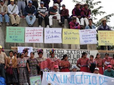Guatemala: resistencia frente al despojo
