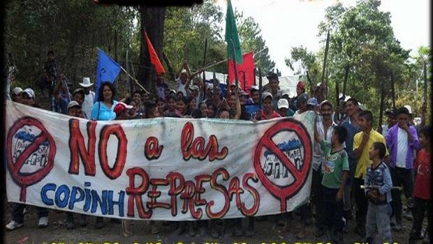 ¡Más amenazas contra el Pueblo Lenca, Río Blanco- Honduras!