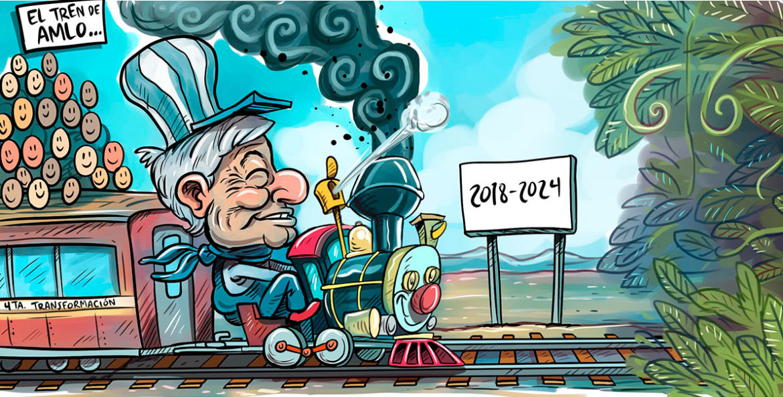 MÉXICO. Comunicado sobre el proyecto Tren Maya en el marco de la visita presidencial para su promoción