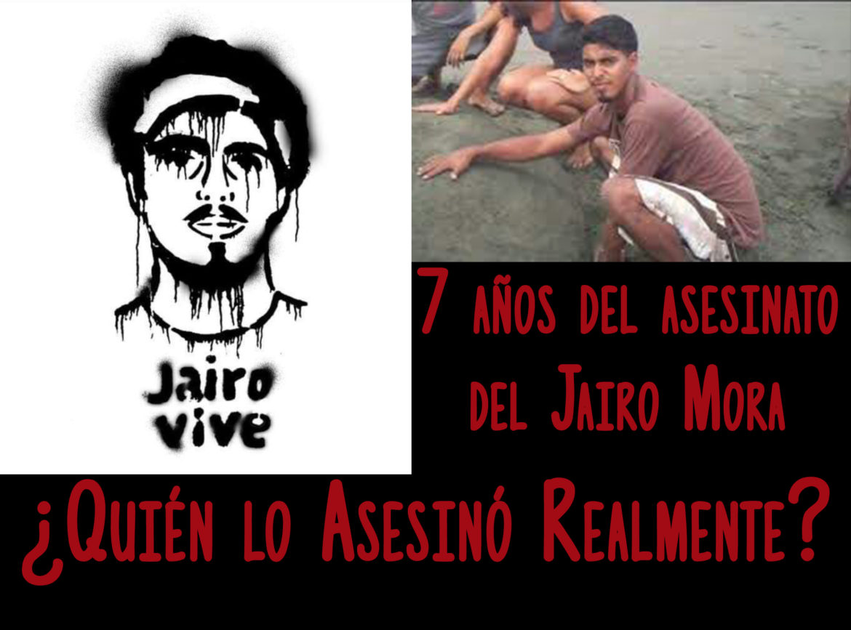 COSTA RICA.7 años del asesinato de Jairo Mora