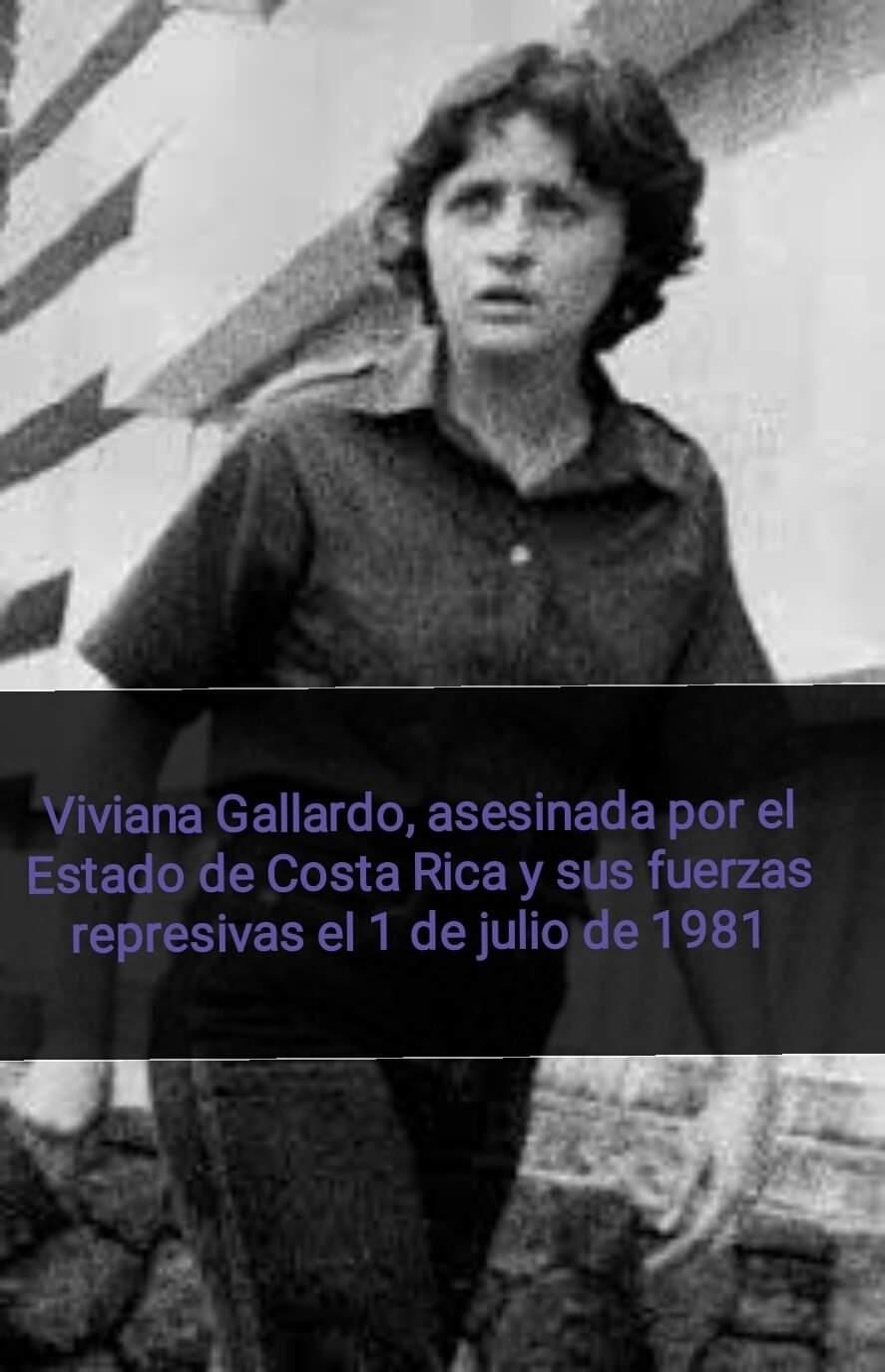 COSTA RICA. 39 años de impunidad en el crimen de Viviana Gallardo