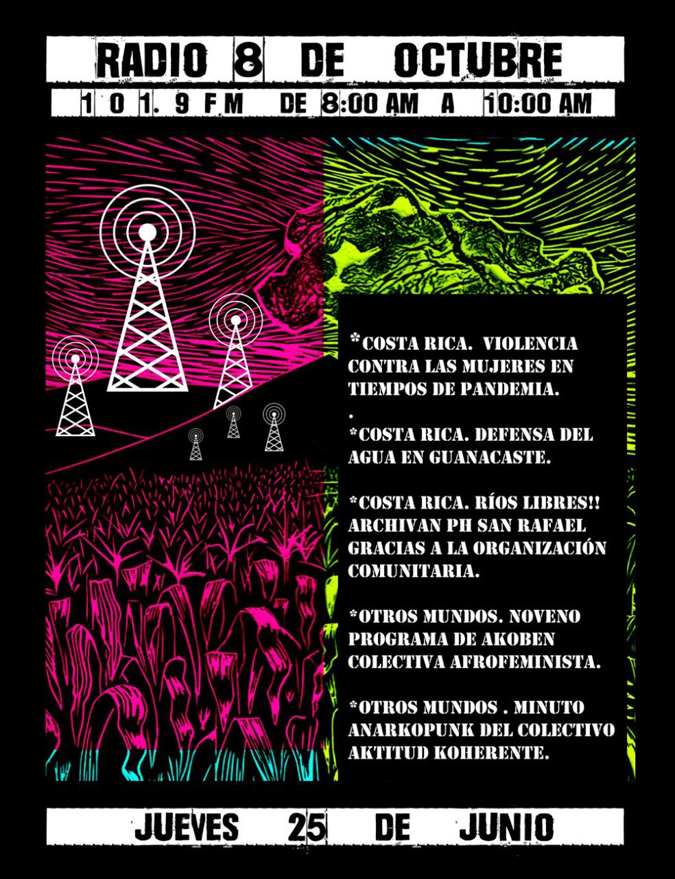 Programa semanal/Edición 25 de junio 2020