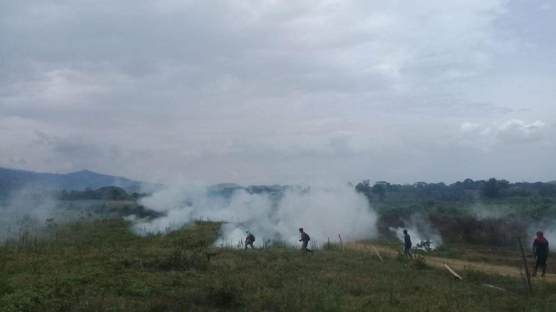 Estado colombiano asesina un liberador de la Madre Tierra y un comunicador indígena