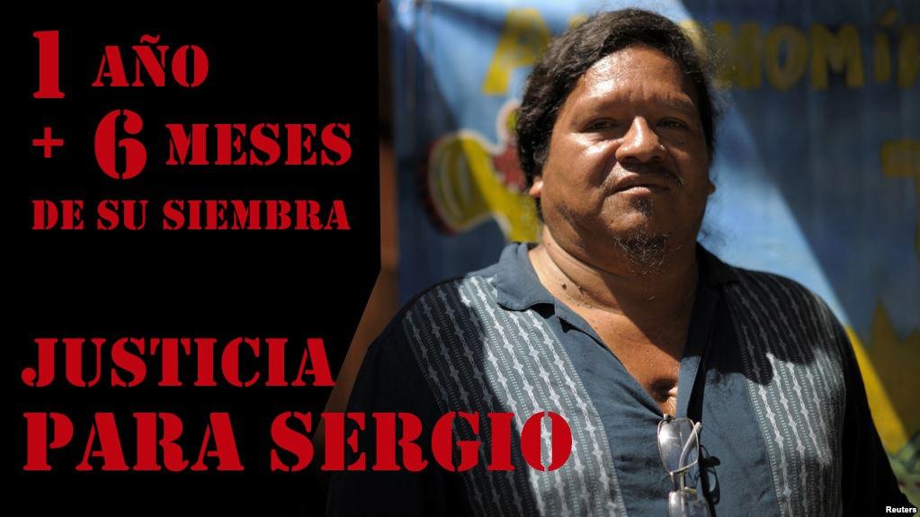 COSTA RICA. 1 año y 6 meses del crimen contra Sergio Rojas Ortiz