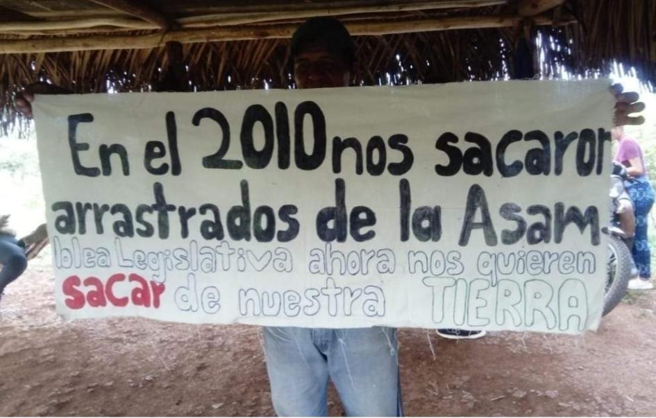 COSTA RICA. Tribunal Agrario ordena desalojo de familias indígenas Cabécar de su Territorio