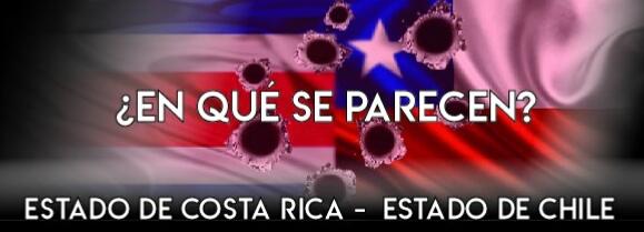 OTROS MUNDOS.¿En qué se parece el Estado de Costa Rica con el Estado de Chile?