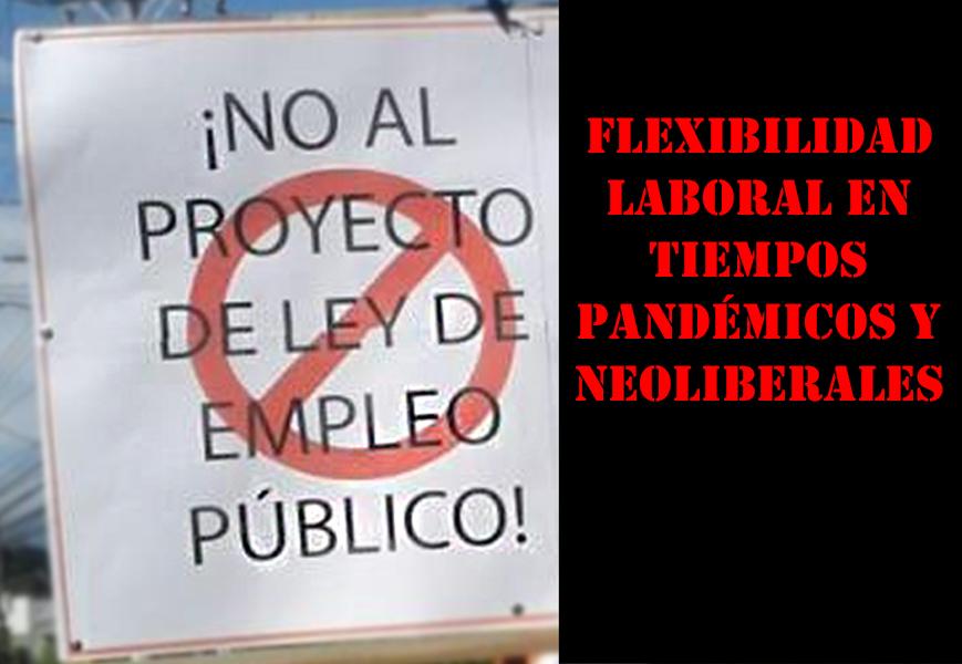COSTA RICA. Flexibilidad laboral en tiempos pandémicos y neoliberales