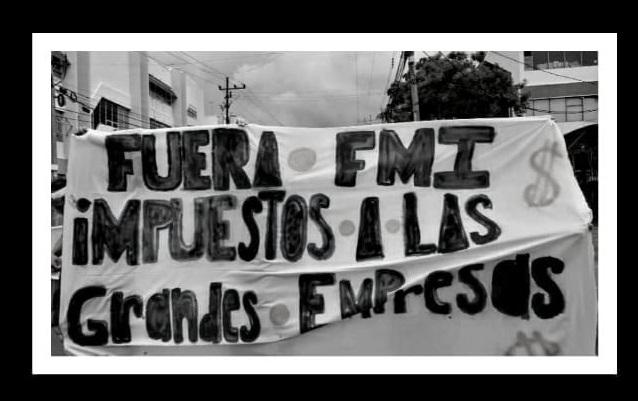 COSTA RICA. Bloqueos, la agenda neoliberal y el FMI