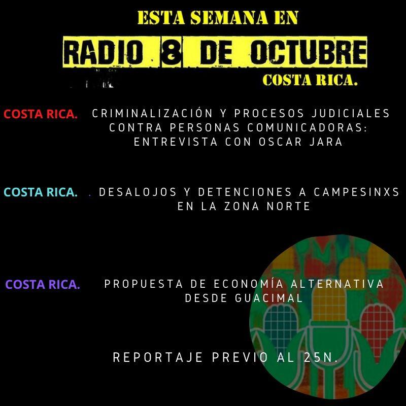 Programa semanal/ edición 19 de noviembre 2020